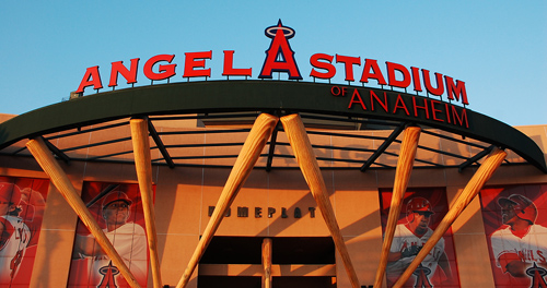 Anaheim: Angel Stadium