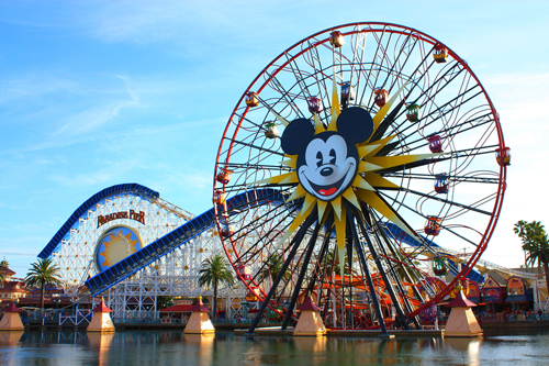 Theme Park in Anaheim: Disney California Adventure
