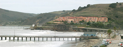 Avila Beach on the Central California Coast