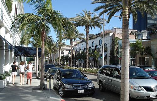 Beverly Hills for Visitors Beverly Hills Travel Guide at – Beverly Hills Tourist Attractions Map
