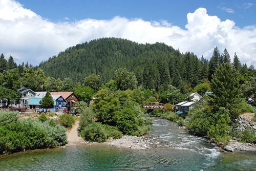 Town of Downieville