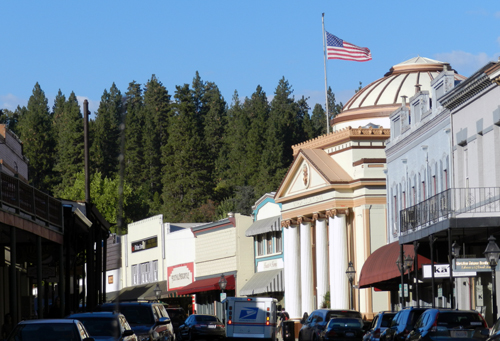 Grass Valley: Historic Downtown District