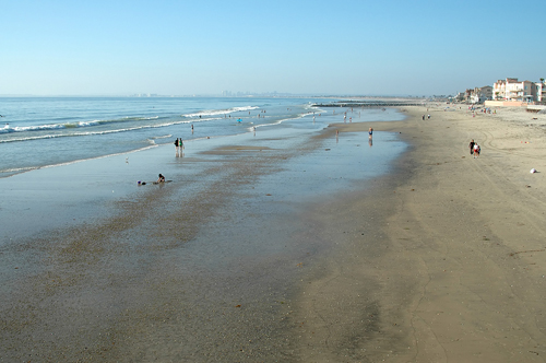 Imperial Beach in San Diego County