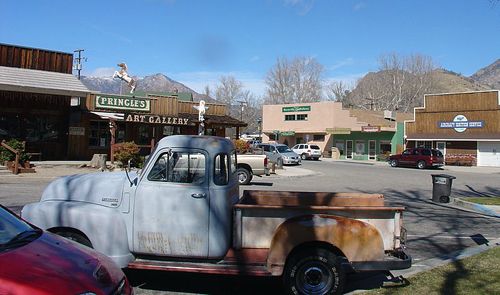 Kernville Downtown