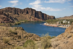 Lake Havasu California Side