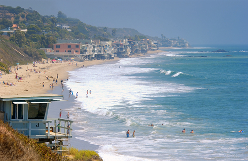 Malibu: Beach, Ocean, and Beach Houses