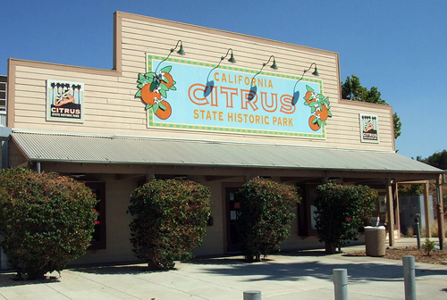 California Citrus State Historic Park in Riverside