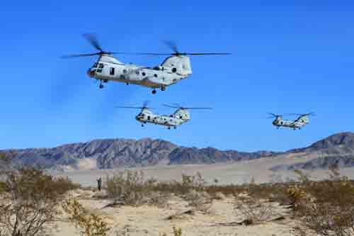Marine Corps Air Ground Combat Center - Twentynine Palms