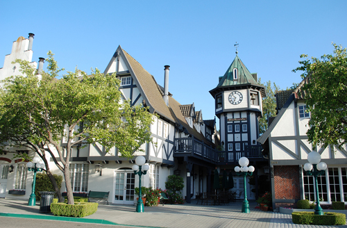 Solvang, Santa Barbara County, California