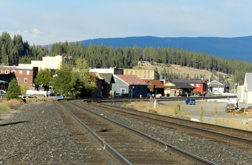 Truckee: Historic Downtown District